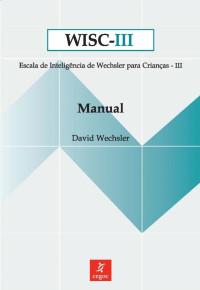 Escala de Inteligência de Wechsler para Crianças - 3ª Edição