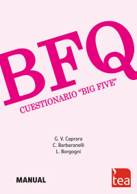 "Cuestionario ""Big Five"""